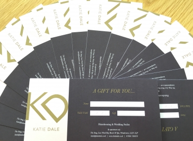 Gift Vouchers - The Perfect Valentines Present!